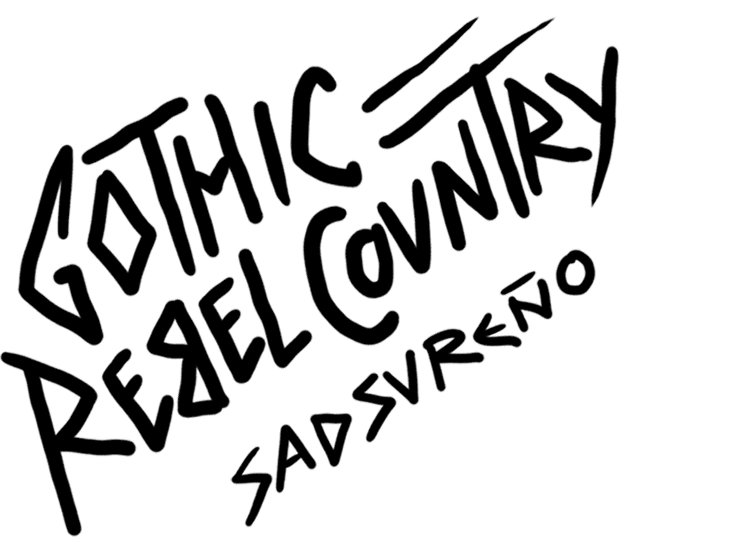 GOTHIC REBEL COUNTRY
